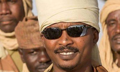 Mahamat Idriss Déby