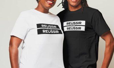 Réussir ou Réussir : la marque de vêtements reflète votre mentalité de vainqueur