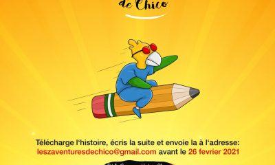 """Chico challenge : les gagnants du jeu concours """"les zaventures de Chico"""" bientôt connus"""