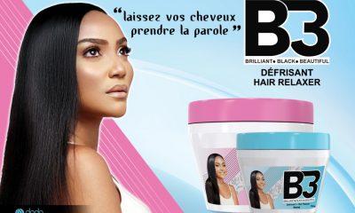 La gamme de produits capillaires B3 : laissez vos cheveux prendre la parole