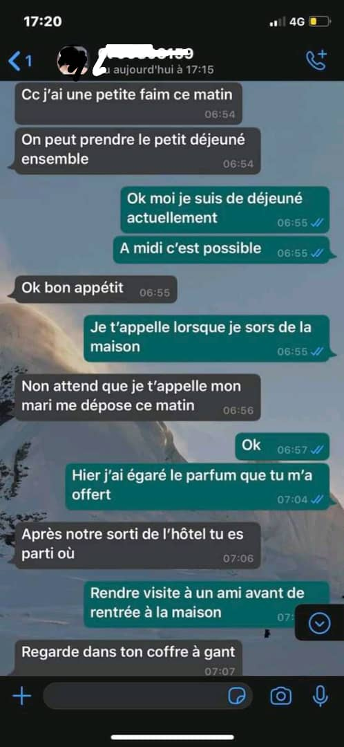 Scandale en Côte d'Ivoire : une femme publie les photos et conversations intimes de son mari et sa maîtresse sur Facebook