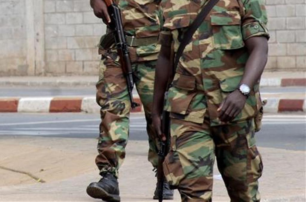 militaire se plaint