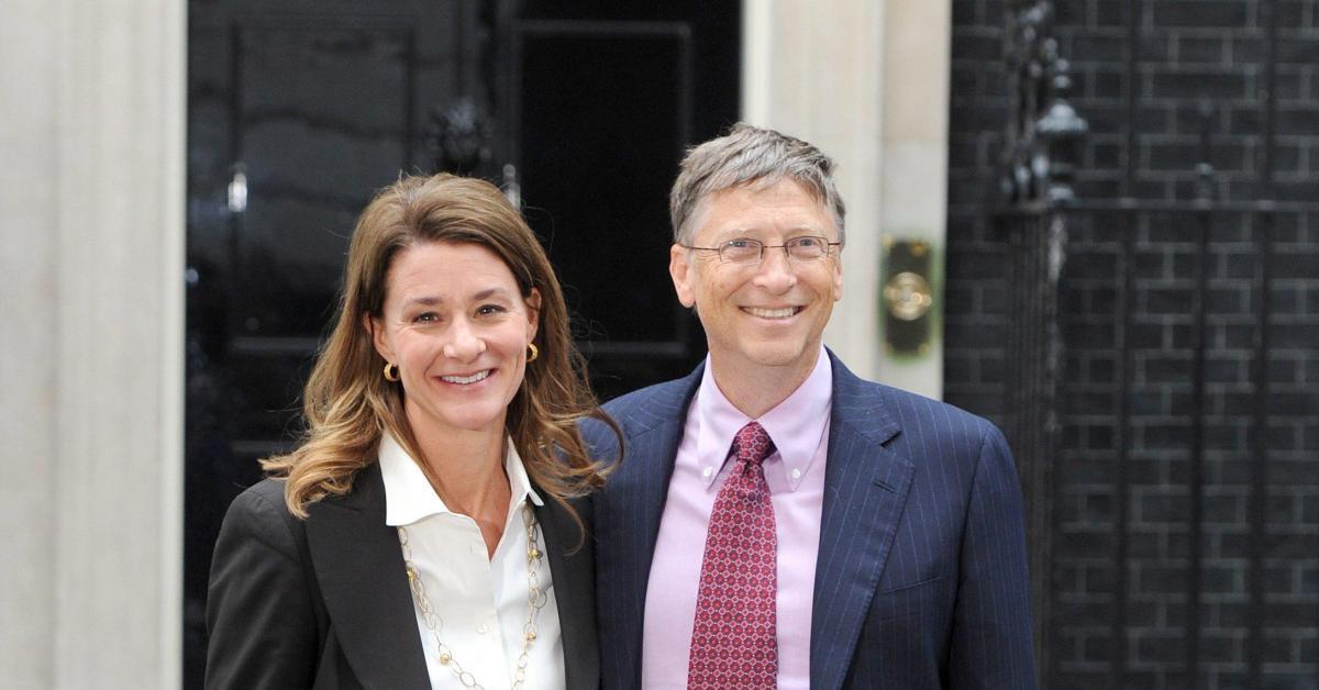 Bill Gates divorce