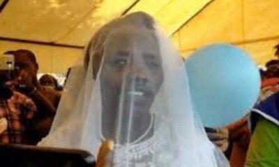 Elle épouse le Saint-Esprit