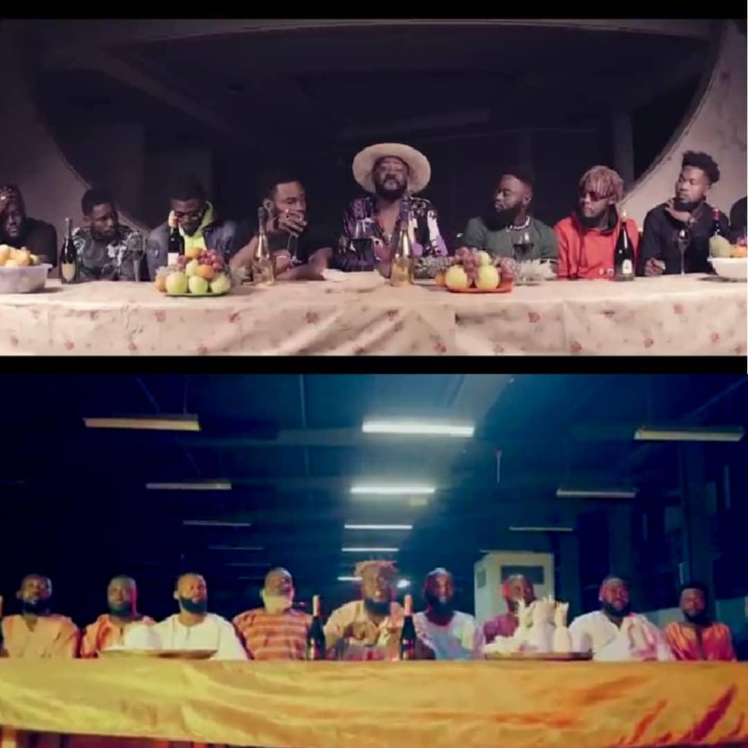 Togo: Voganricain, la nouvelle chanson de Yaovi Kheteti qui met K.O Mic Flammez et Pikaluz