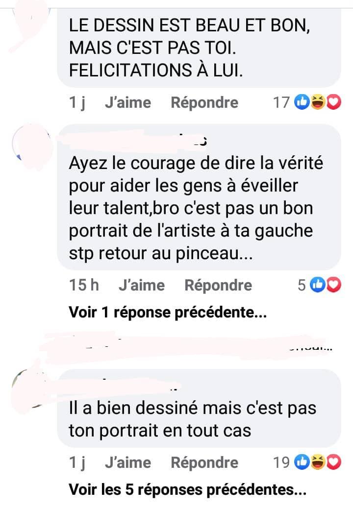 Togo : ce nouveau portrait de Santrinos fait mourir de rire les internautes