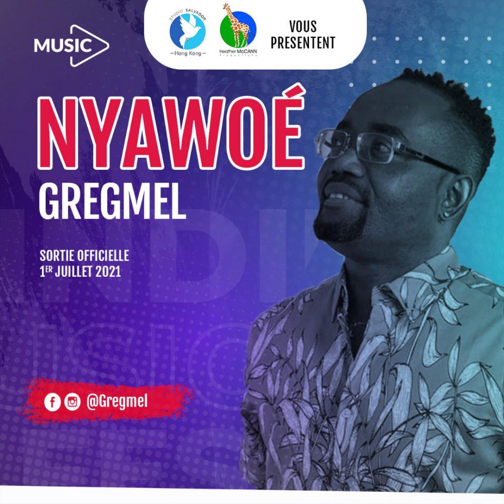 NYAWOÉ : le nouveau son de Gregmel qui lie avec originalité les générations passées et présentes