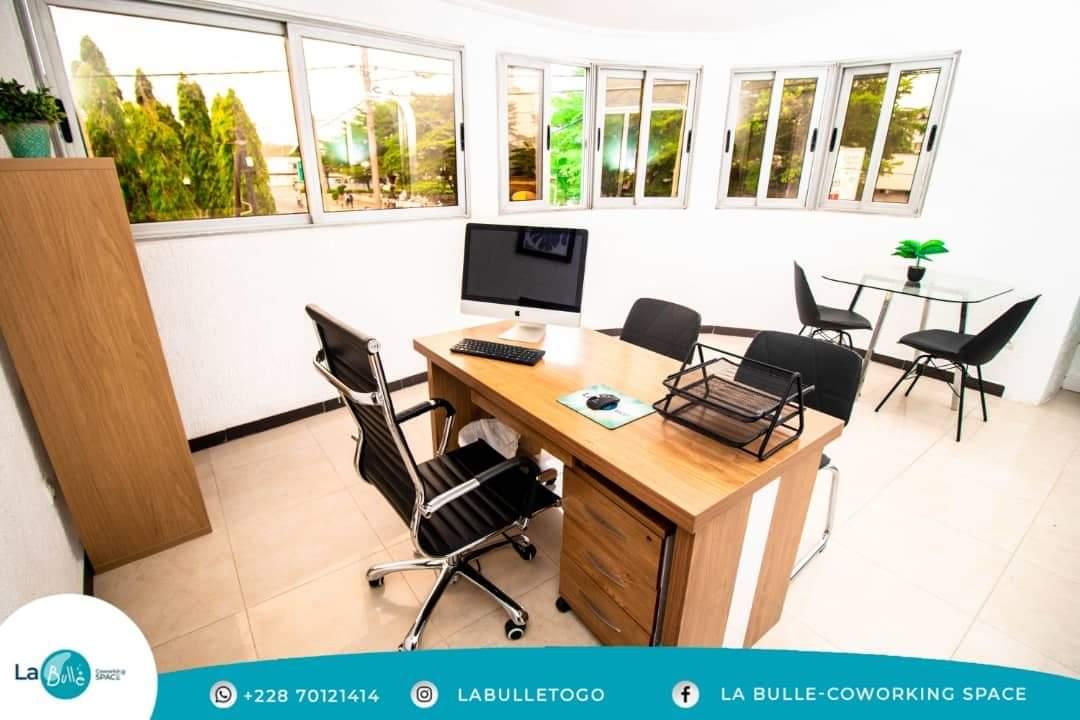 La Bulle Coworking Space : l'espace de travail et de détente crée spécialement pour vous