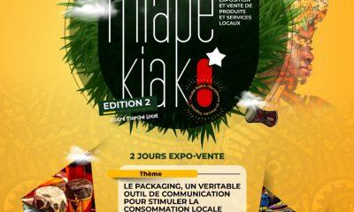 Miabé Kiako : l'exposition qui prône la valorisation des produits locaux togolais